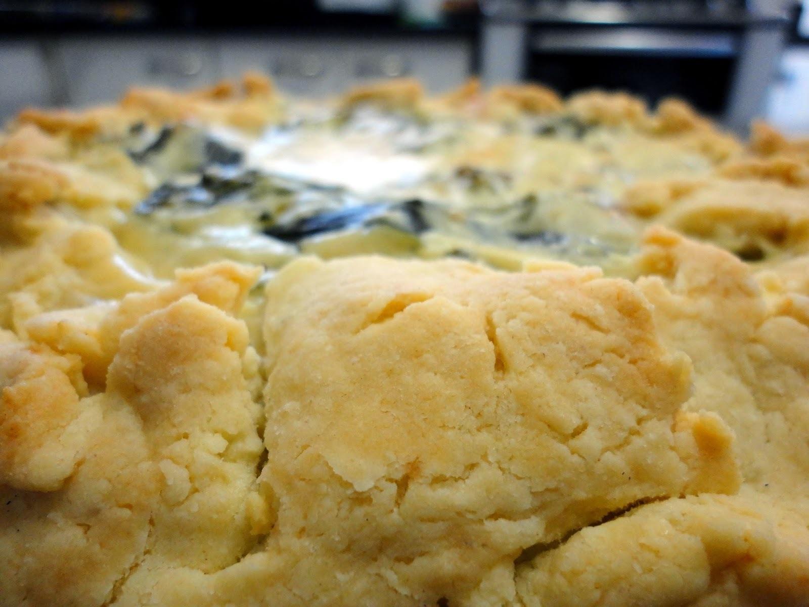 facil torta cebola gorgonzola