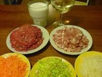 macarrão com brocolis e bacon e molho branco panela de pressão