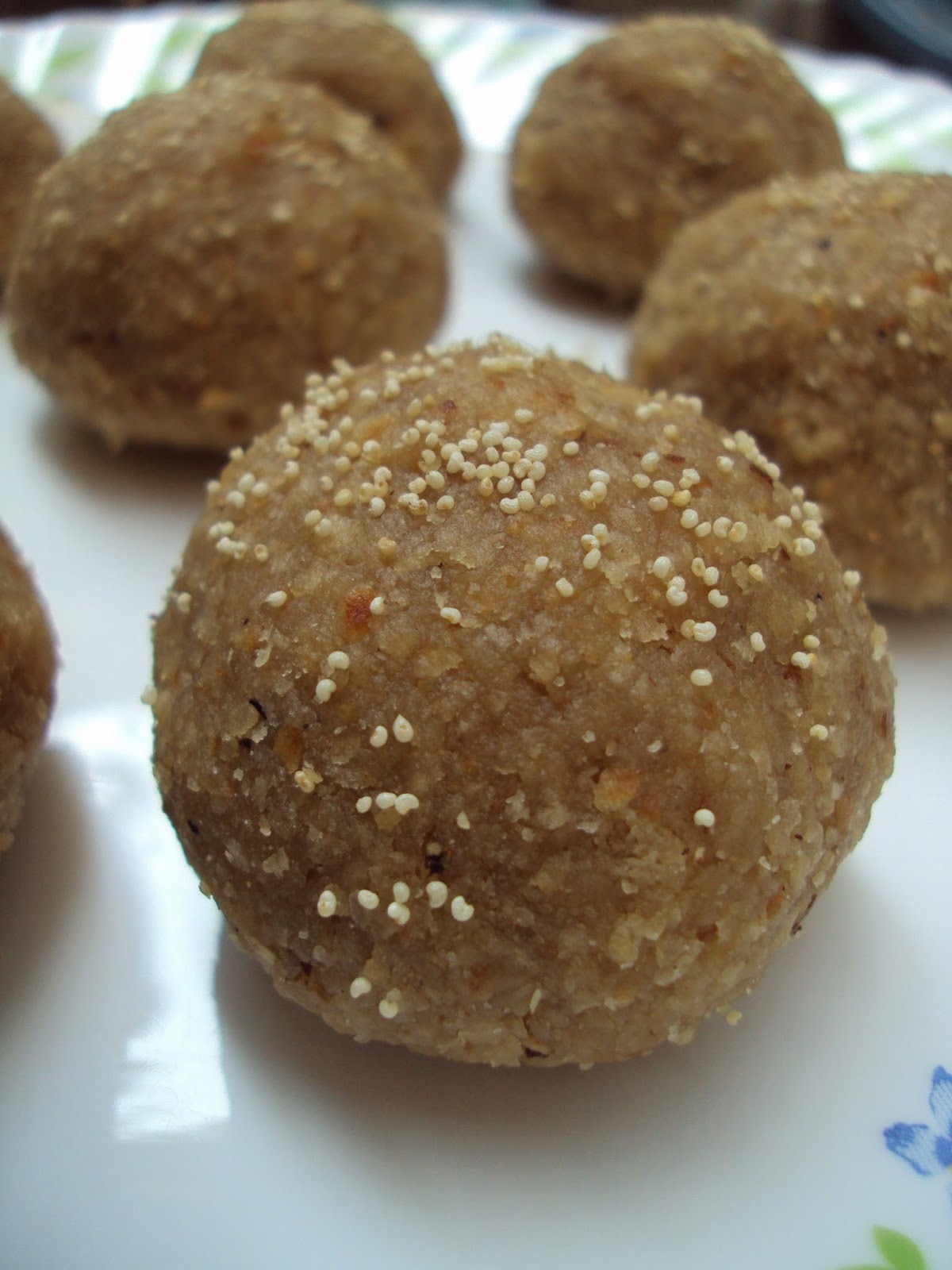 Recipe of Churma Ladoo | How to Make Churma Ladva