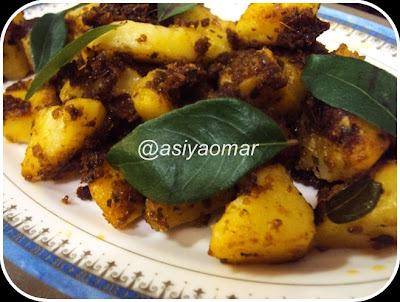 Madras Potato Chops