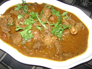 Kolhapuri Mutton (Party Menu)