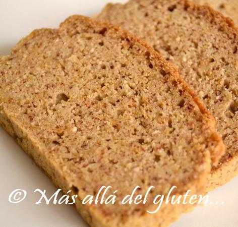 Pan de Arroz y Almendras (Receta GFCFSF)