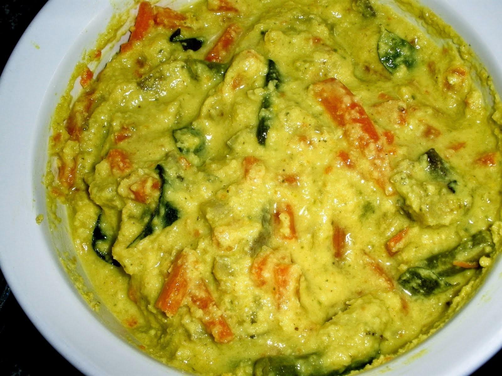 Tirunelveli Special Nellai Sodhi - Coconut milk vegetable curry - Traditional Tamilnadu Regional Recipe