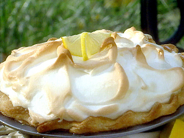 Lemon Meringue Pie...in Memory of Rosario