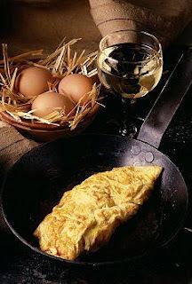 Omelet Francesa
