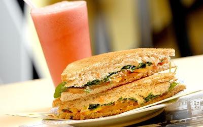 pasta de ricota para sanduiche natural