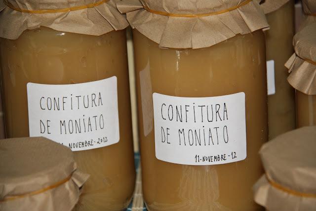 Confitura de moniatos