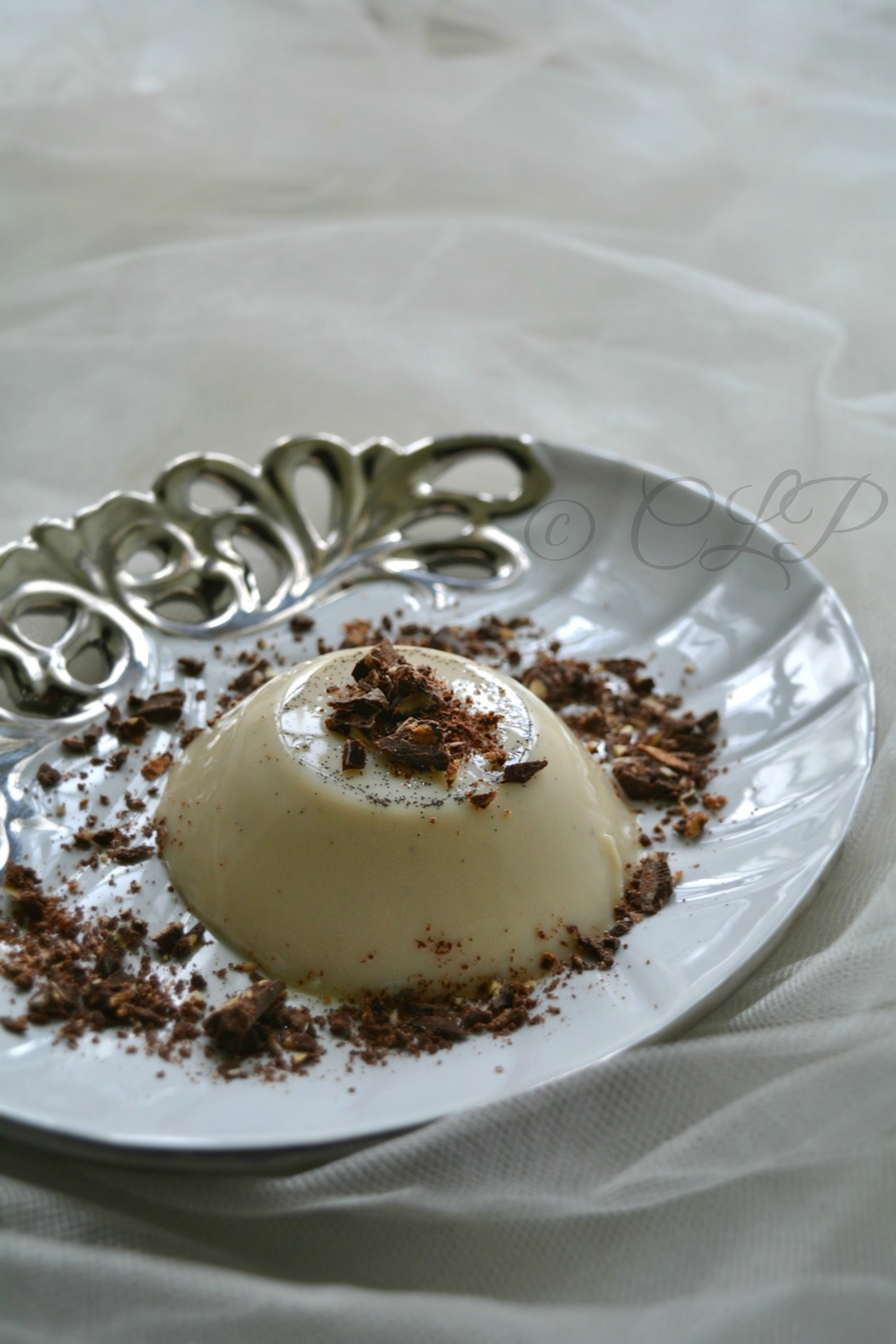 Vanilla Bean Pudding | Eggless Pudding | Agar agar condensed milk pudding