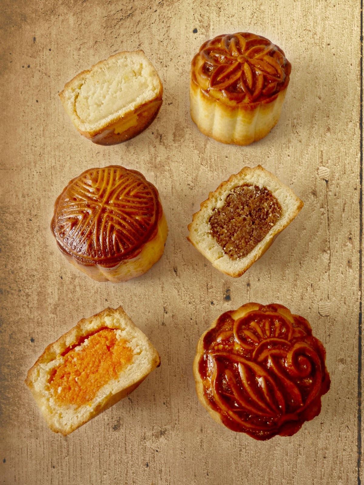Mooncakes de Almendra