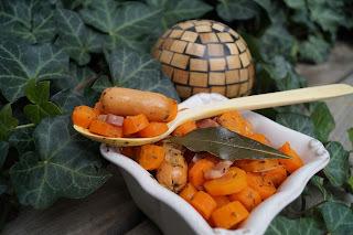 Cocotte de carottes aux saucisses avec ou sans Thermomix