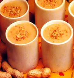Batida de Amendoim Super Fácil e Deliciosa