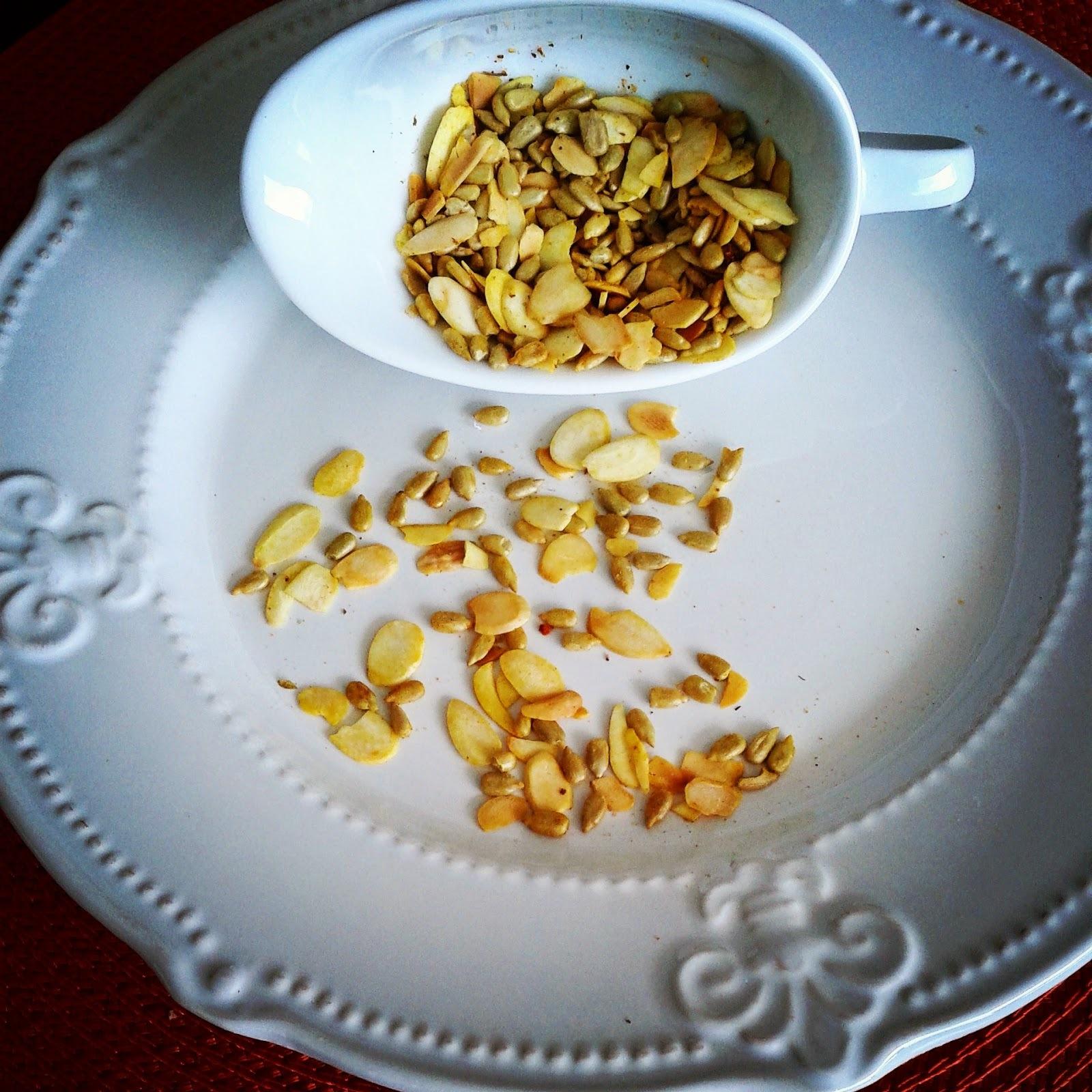 Quinoa e Painço para um almoço saudável!