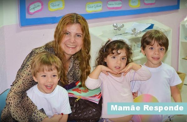 Mamãe Responde - Uélida Rogrigues