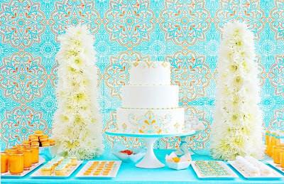 Los 7 tipos de fondos más bonitos para tu mesa de dulces y postres