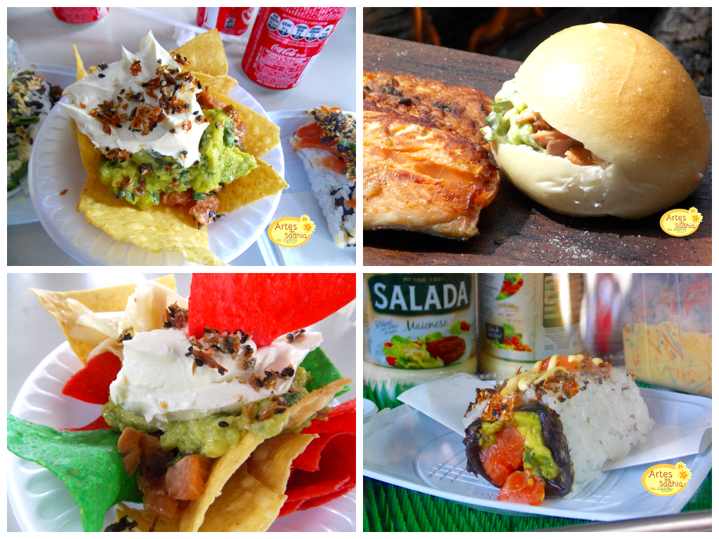 Lançamento do Food Truck Flammlachs do chef João Leme
