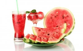 Melancia: a fruta do verão