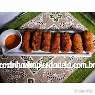 Croquetes de Carne de panela ou assada
