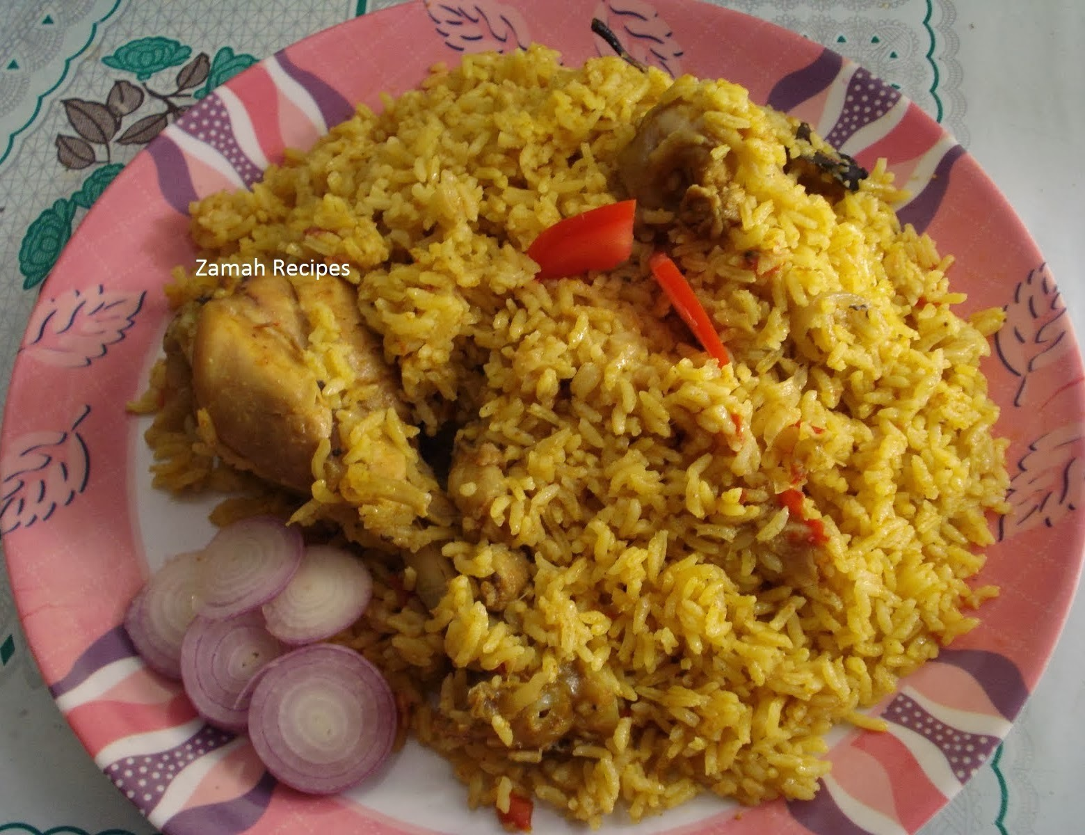 How to Make Chicken Biryani Andhra Style Recipe