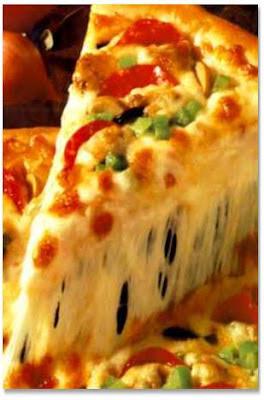 Pizza de Mandioca
