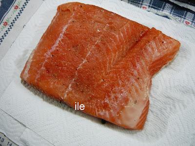 con salmon rosado