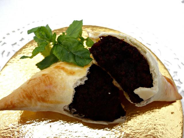 Empanadillas de bizcocho, con Degustabox
