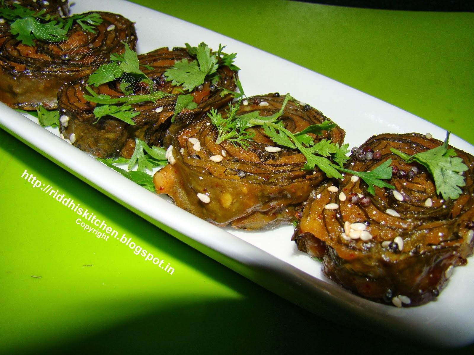 Patra ( very popular Gujarati snack )