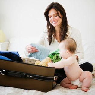 Viagem e a alimentação dos bebês: Como fazer, transportar e escolher com qualidade?