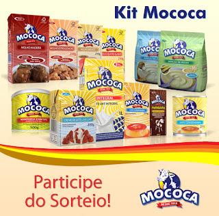 Bolo de Mingau de Milho Mococa + Sorteio