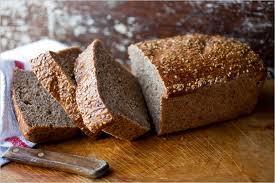 pão de quinoa e castanhas do pará