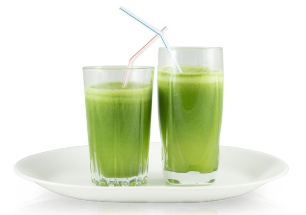 Suco Verde para Emagrecer