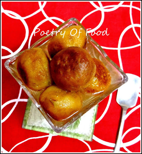 Poila Boishakh And Hubby's BIrthday Special Sweet..!!