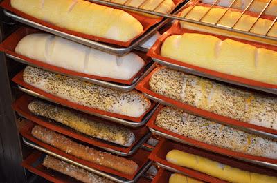 Receita fácil de pão caseiro