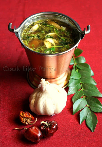 Be my Guest Priya: South Indian Rasam