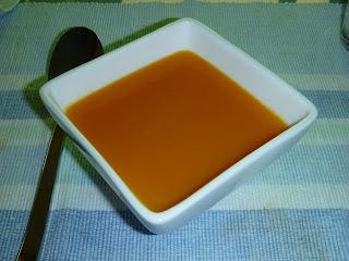 Crema de pastanaga