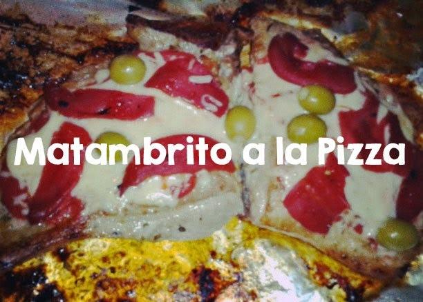 Receta de Matambrito a la Pizza