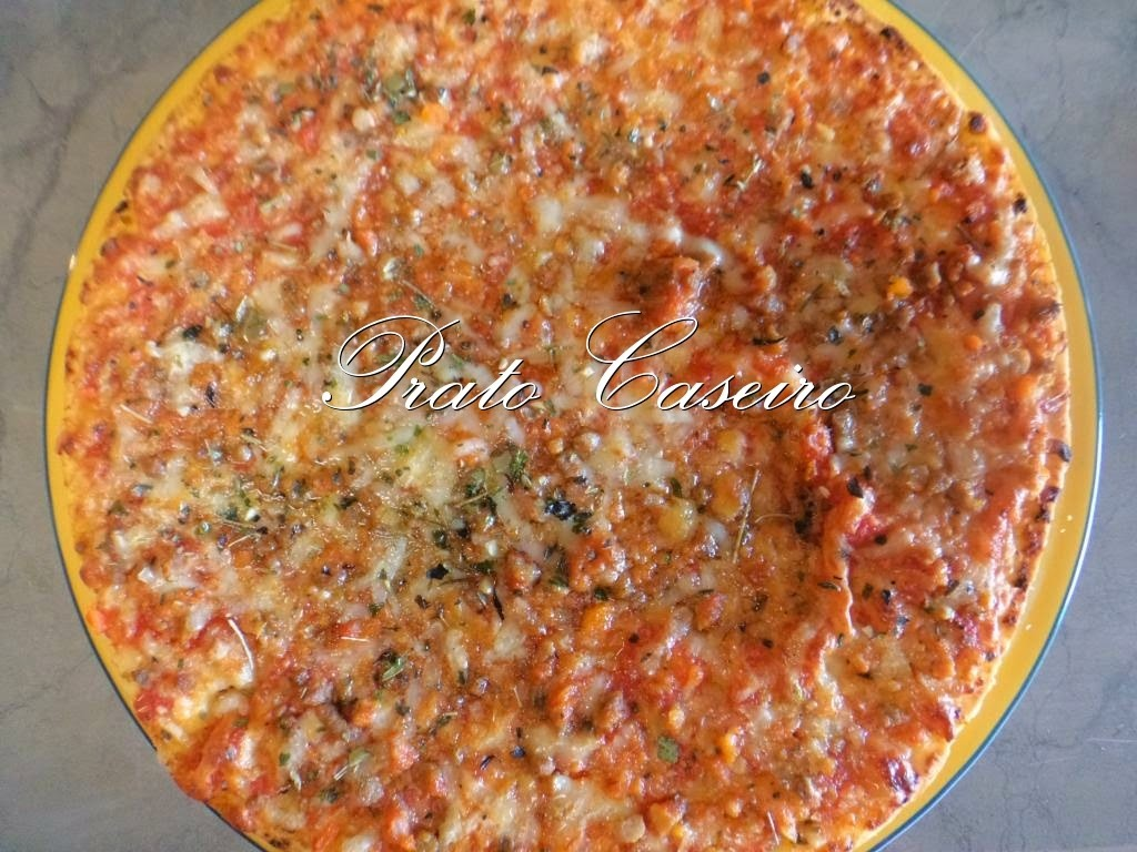 porco pizza ingredientes