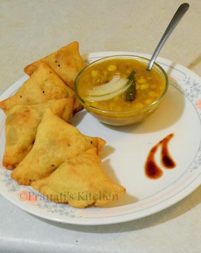 Samosha/ singada  Odisha Style