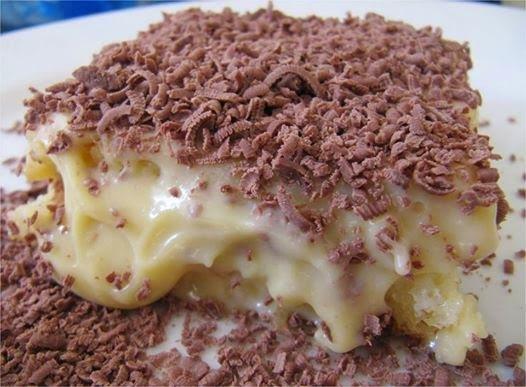 COBERTURA DE CHOCOLATE COM LEITE CONDENSADO PARA BOLOS