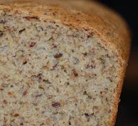 Pão de Aveia e Linhaça