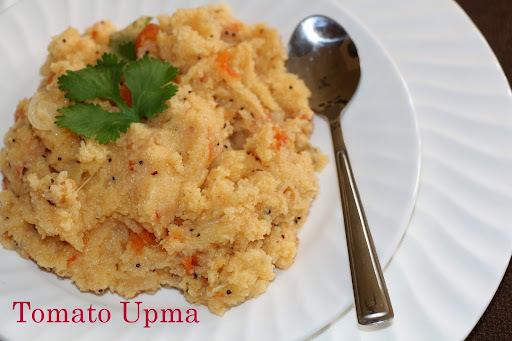 Tomato Upma
