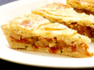 torta de massa podre com banha vegetal