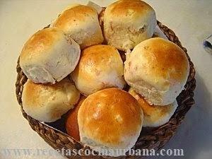 Como preparar deliciosos pancitos de cebolla