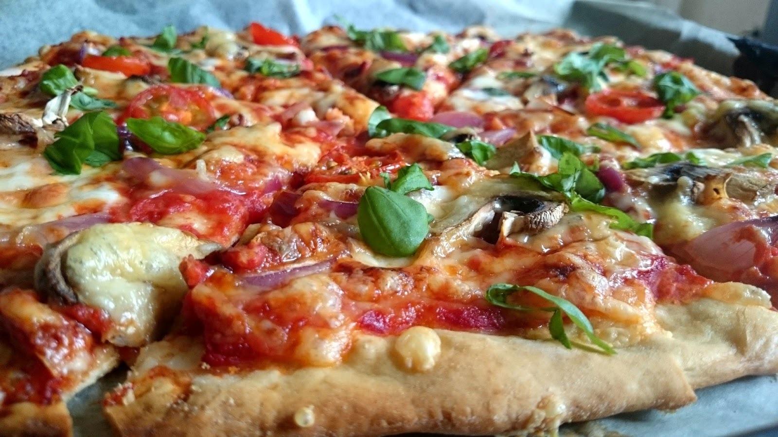 vegetar pizza