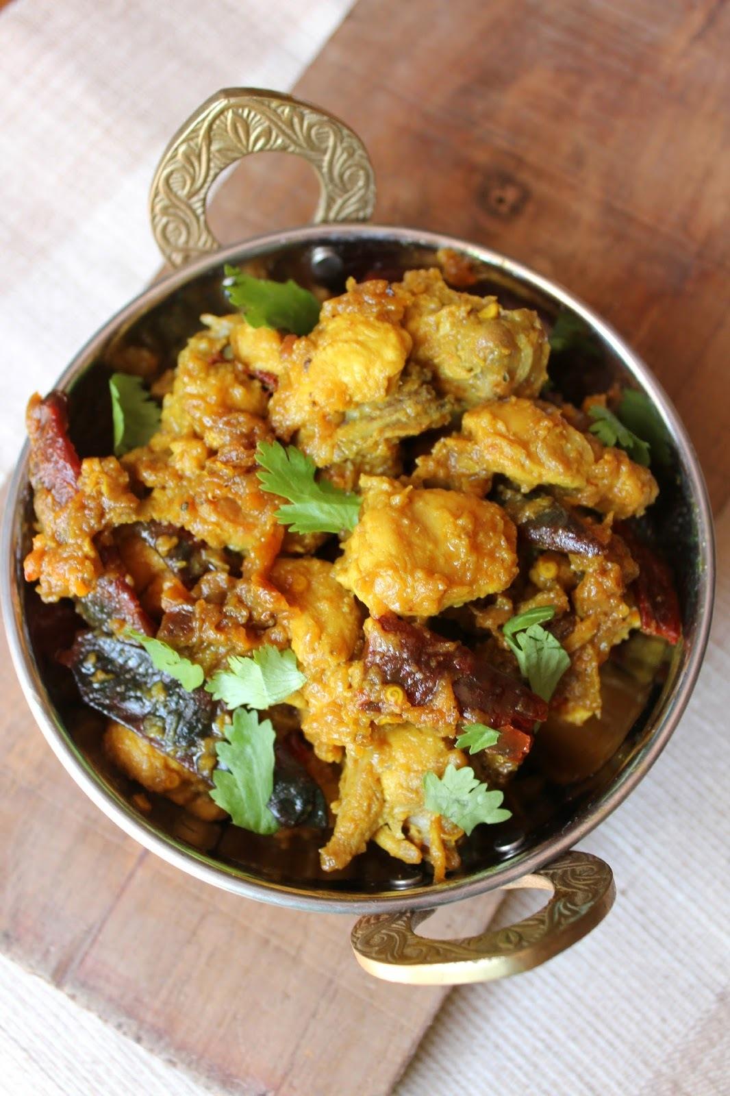 tamil chilli chicken