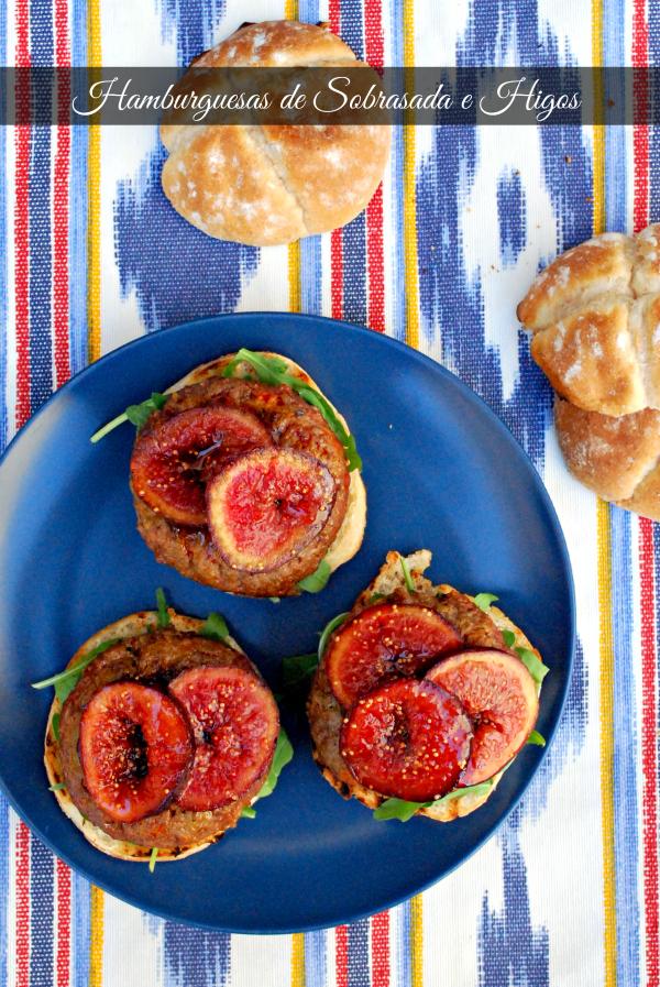 Fira de Tardor {otoño} y una hamburguesa de sobrasada e higos confitados