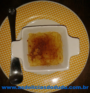 Sobremesa/lanche/café da manhã