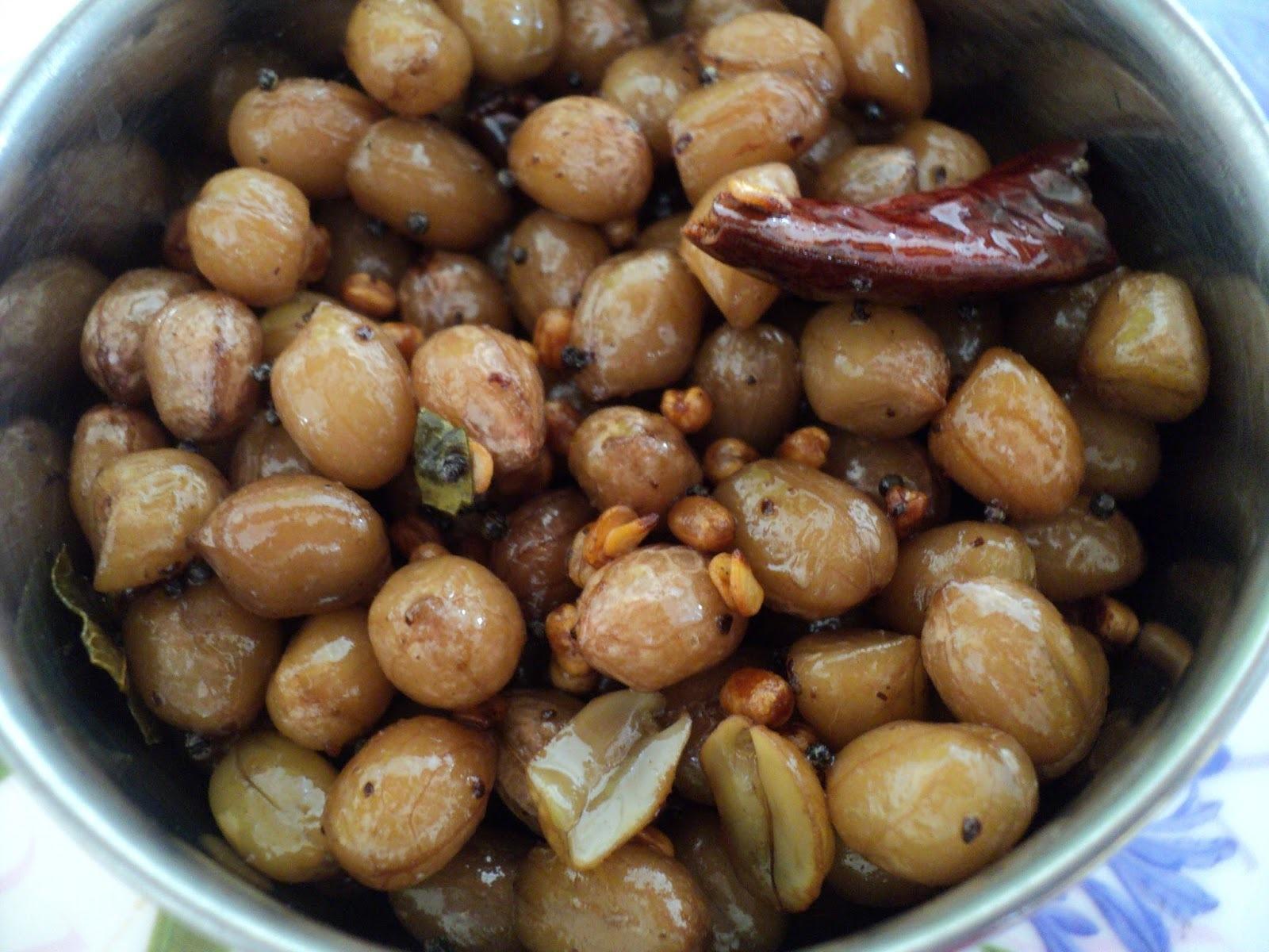 Peanut Sundal (Verkadalai Sundal for Navratri)