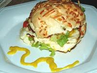 Sanduíche de Alcatra