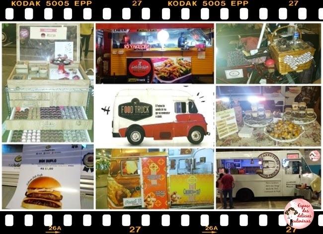 Evento Food Truck (comida de Trailer, comida de rua), terceiro e último dia