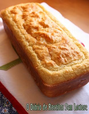Pão de Forma Tradicional Sem Glúten Sem Lactose